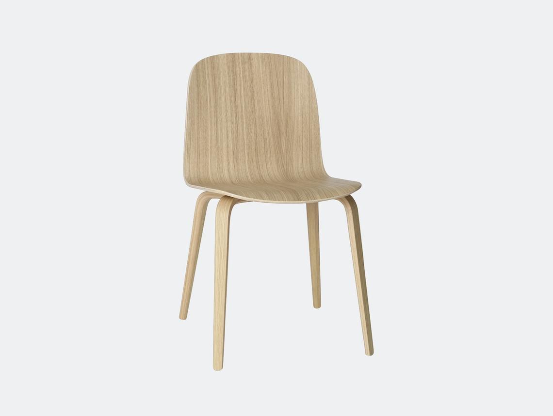 Muuto Visu Chair Oak Mika Tolvanen