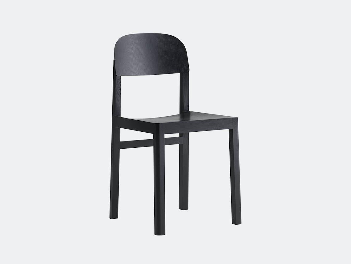 Muuto Workshop Chair Black Cecilie Manz
