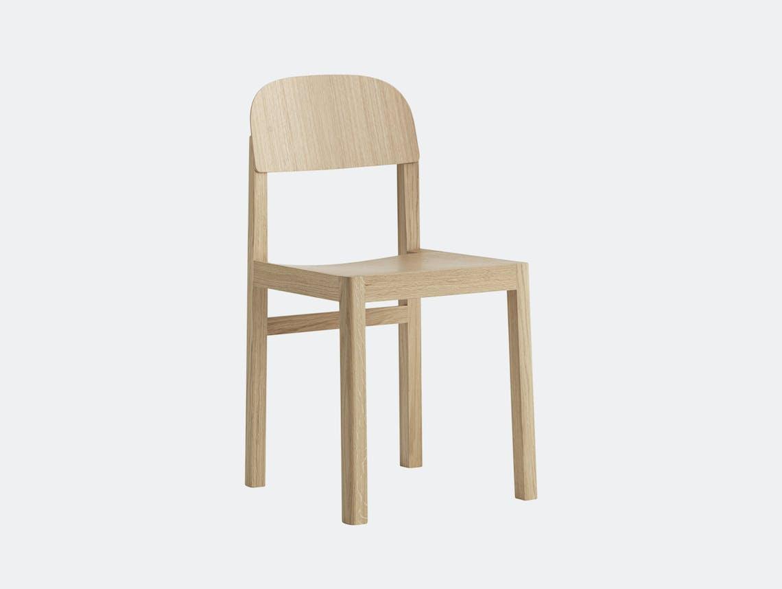 Muuto Workshop Chair Oak Cecilie Manz