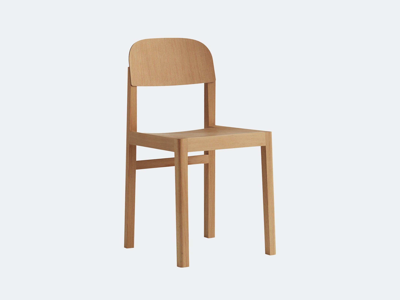 Muuto Workshop Chair Pine Cecilie Manz