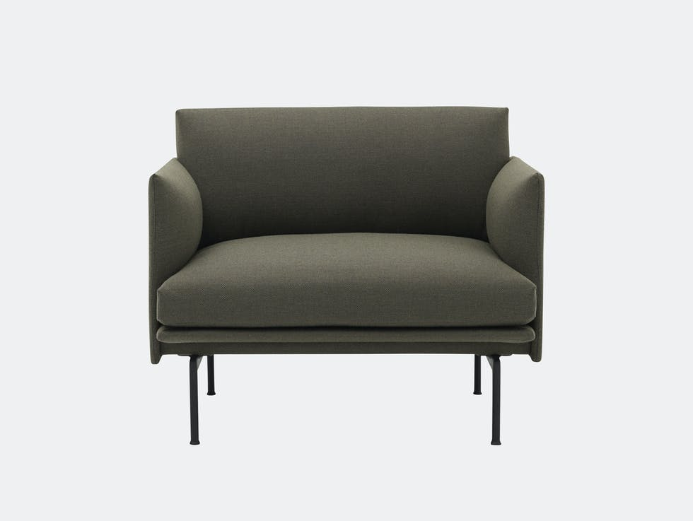 Outline Armchair image