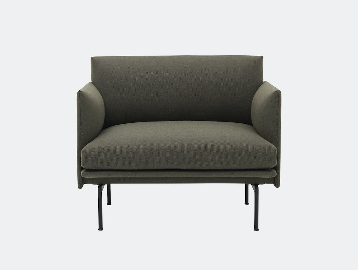 Outline Chair Fiord 961 Anderssen Voll