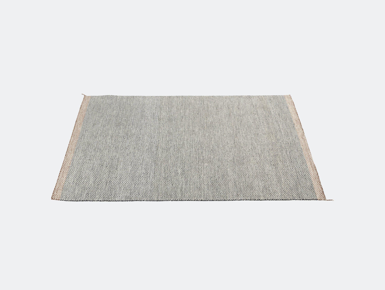 Ply Rug Black White 170X240 Med Res