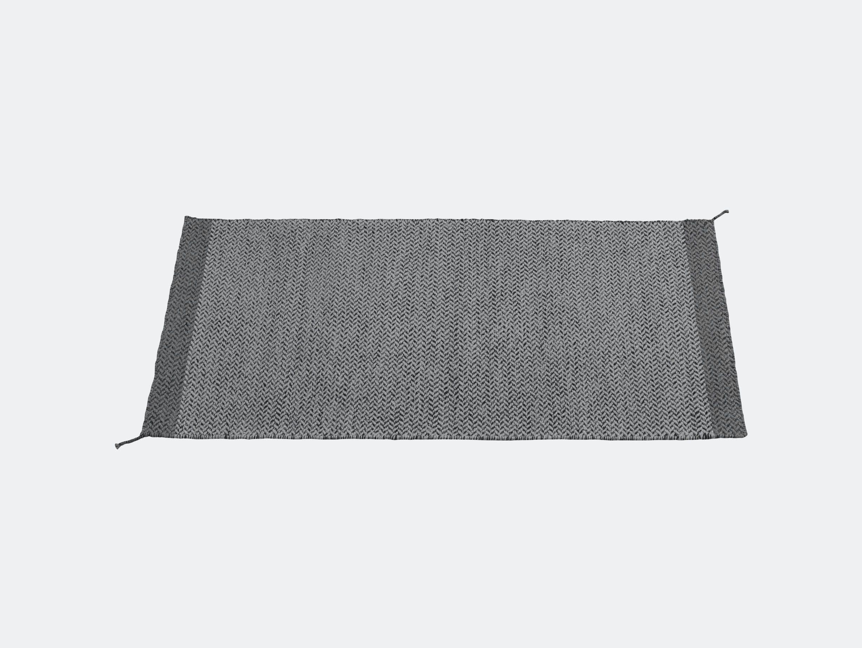Ply Rug Dark Grey 85X140 Med Res