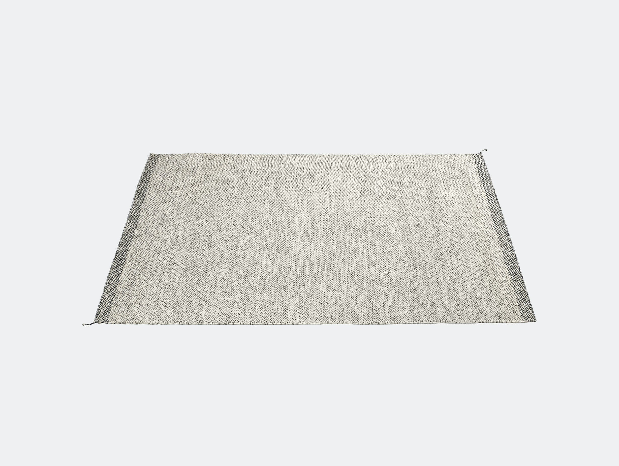 Ply Rug Off White 170X240 Med Res