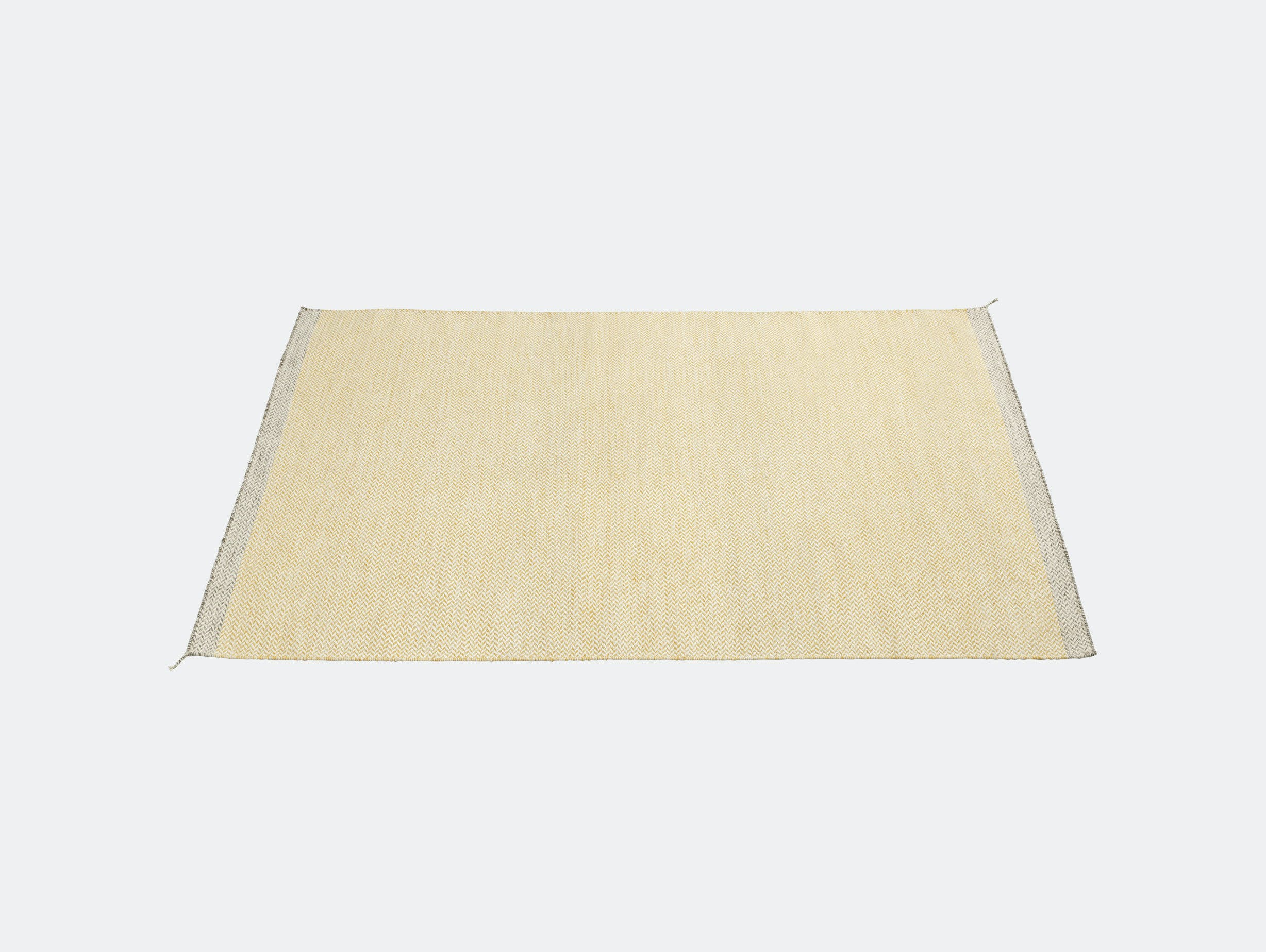 Ply Rug Yellow 170X240 Med Res