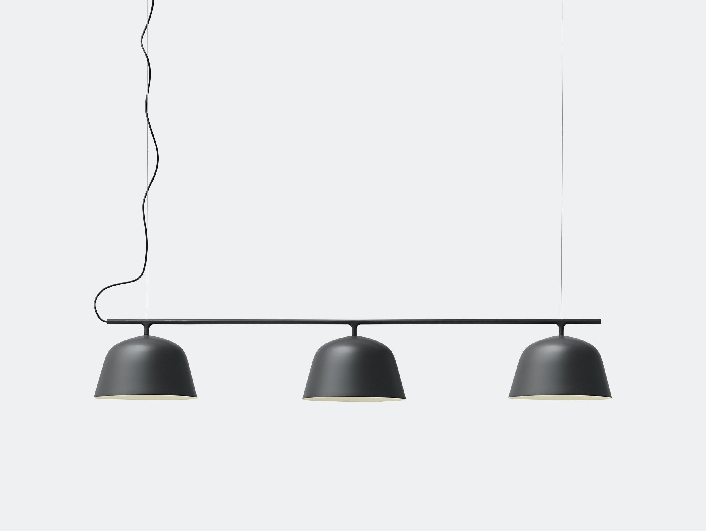 Muuto Ambit Rail Black Taf Studio
