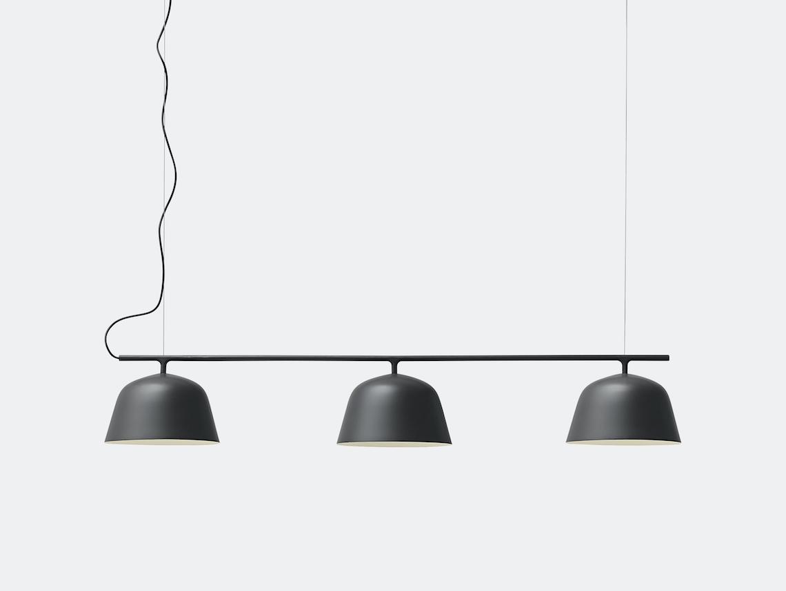 Muuto Ambit Rail Black Taf Studio