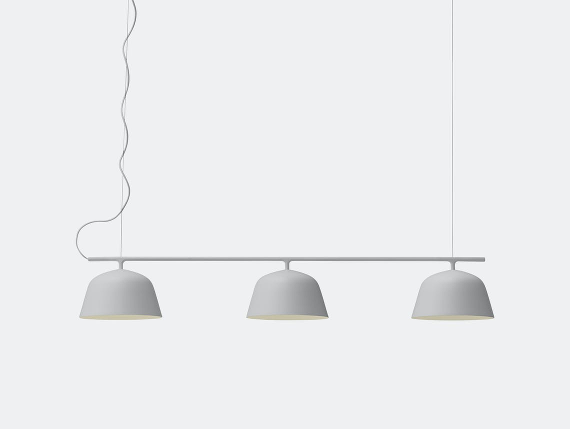 Muuto Ambit Rail Grey Taf Studio