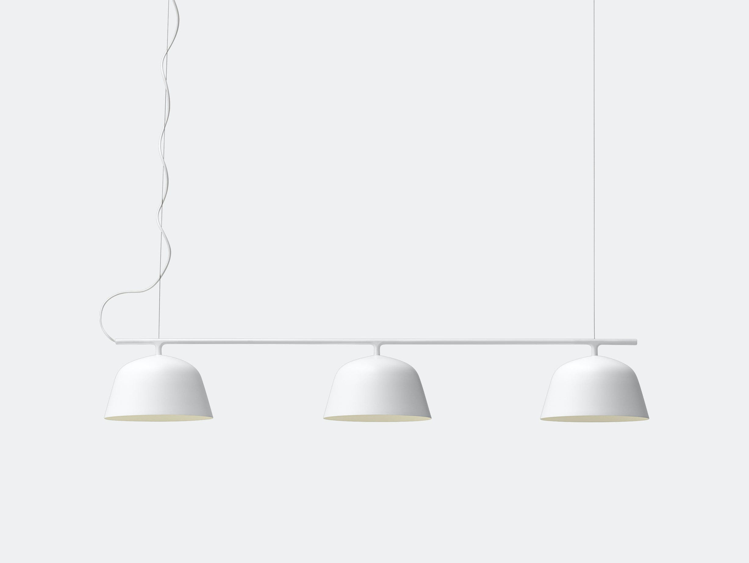 Muuto Ambit Rail White Taf Studio