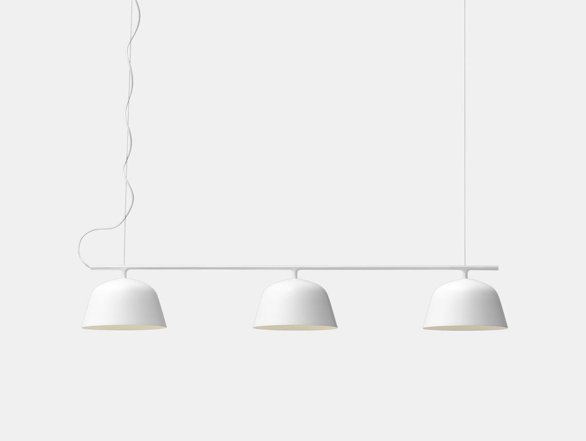 Muuto Ambit Rail White Taf Studio