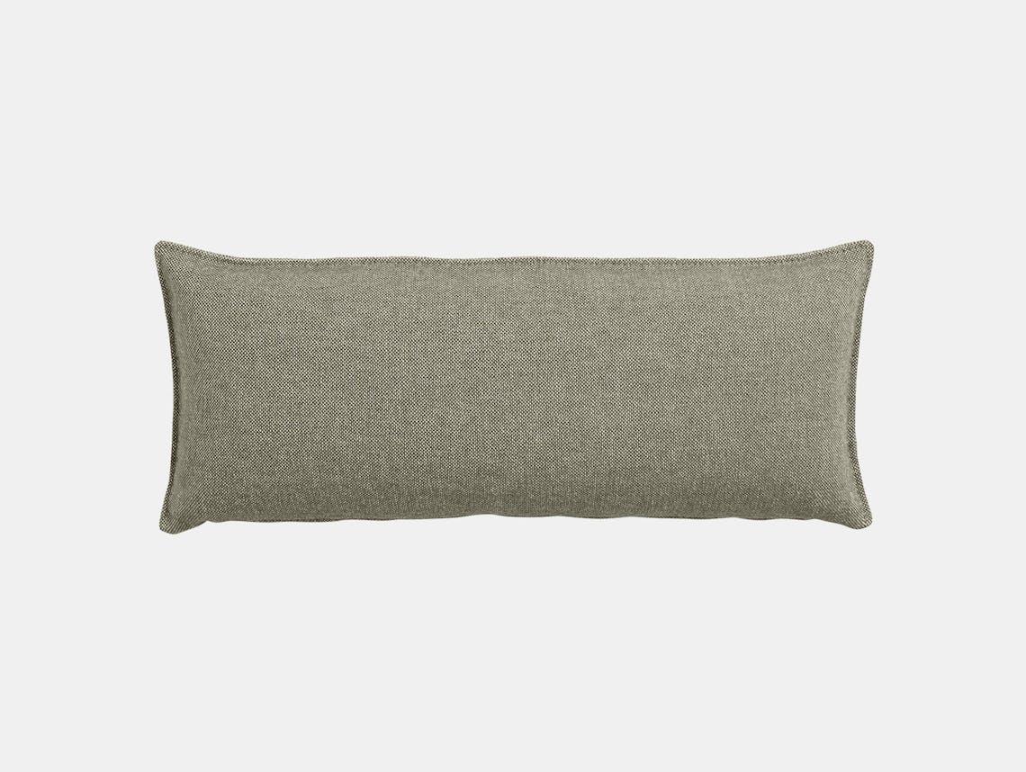 Muuto in situ cushion 65 25 clay 15