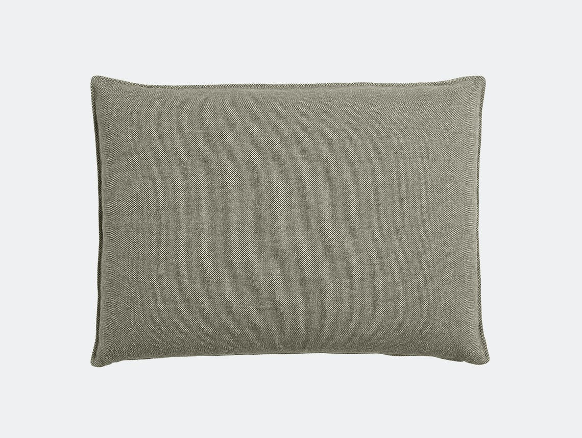 Muuto in situ cushion 65 45 clay 15