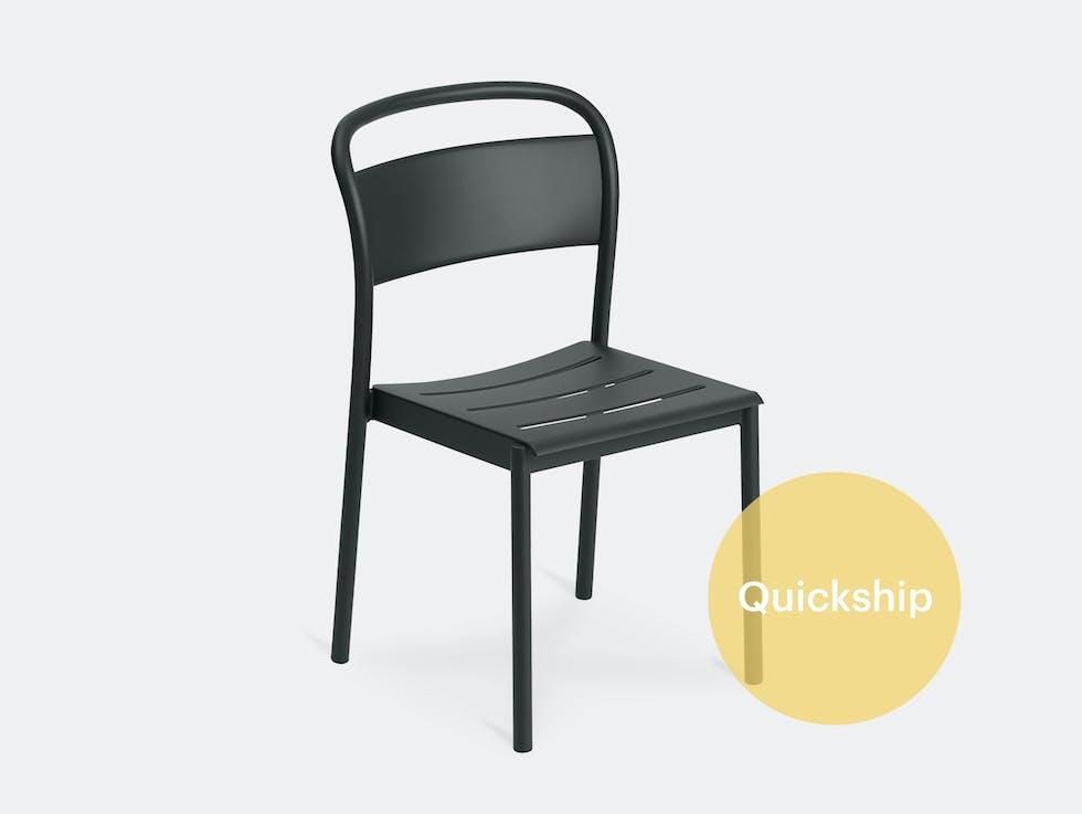 Linear Steel Chair image