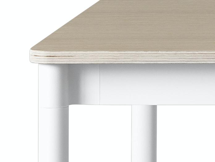 Base Table White Oak Detail Crop New
