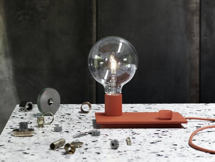 Muuto Control Light Red 2 Taf Studio