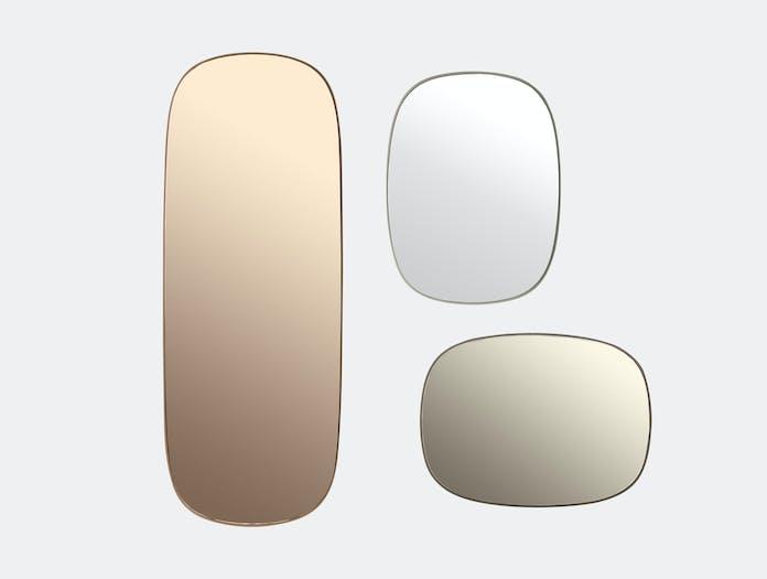 Muuto Framed Mirror Group 3 Anderssen Voll