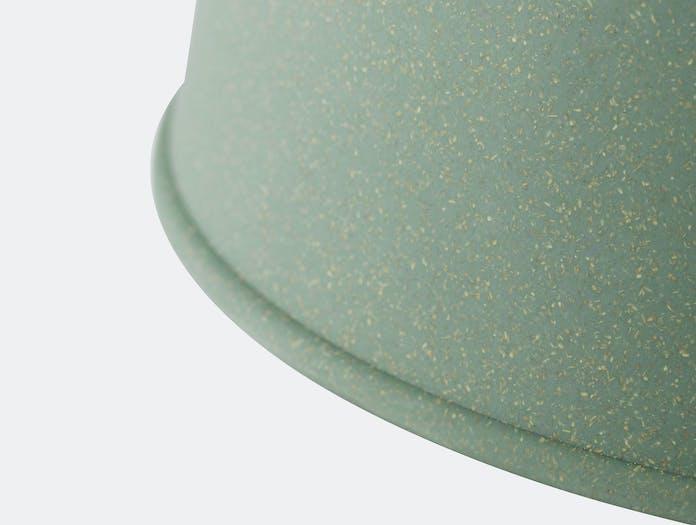 Muuto Grain Pendant Lamp Green Detail Jens Fager