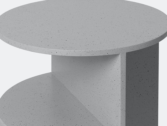 Muuto Halves Side Table Detail Msds