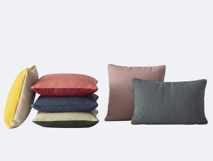 Muuto Mingle Cushion Group Thomas Bentzen