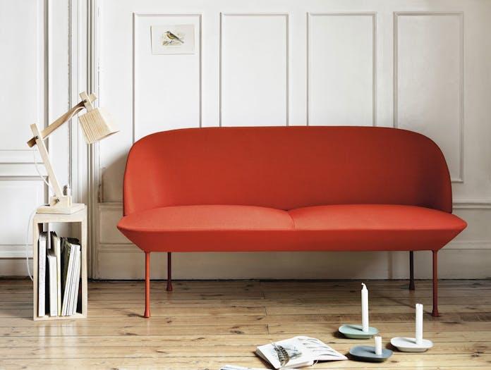 Muuto Oslo Sofa 2 Seater Anderssen Voll