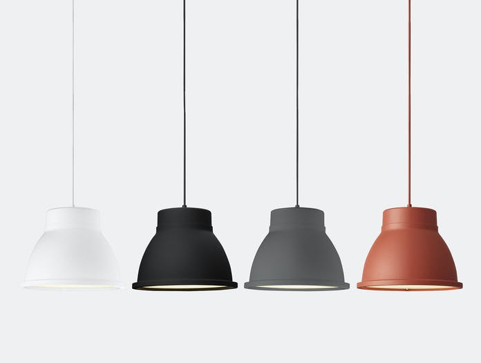 Muuto Studio Lamp Colours Thomas Bernstrand