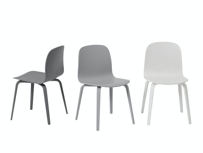 Muuto Visu Chair Group Mika Tolvanen
