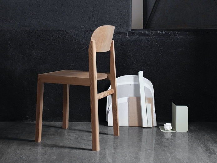 Muuto Workshop Chair Back Cecilie Manz