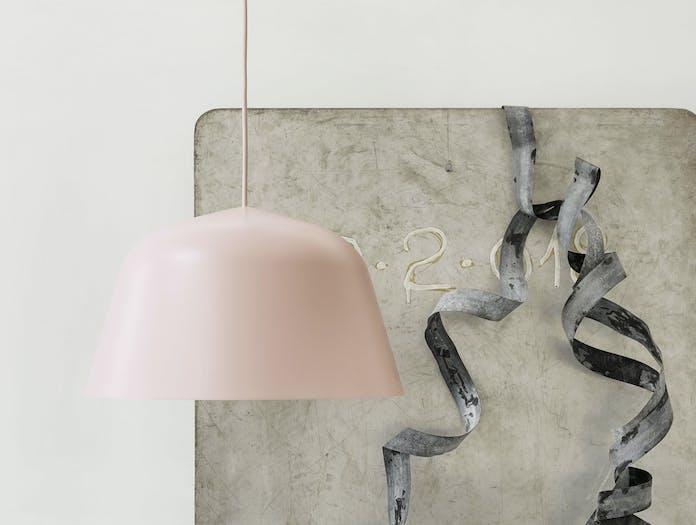 Muuto Ambit Pendant Lamp Rose 2 Taf Studio