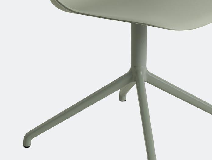 Muuto fiber swivel side chair cls2