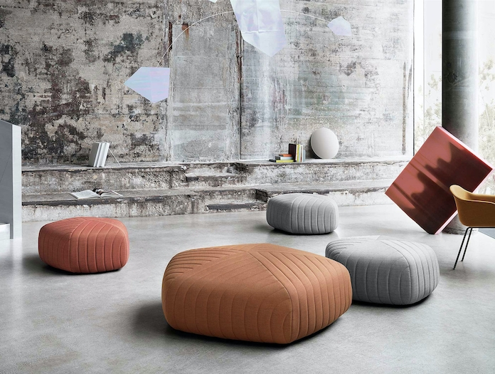 Muuto Five Pouf Anderssen And Voll