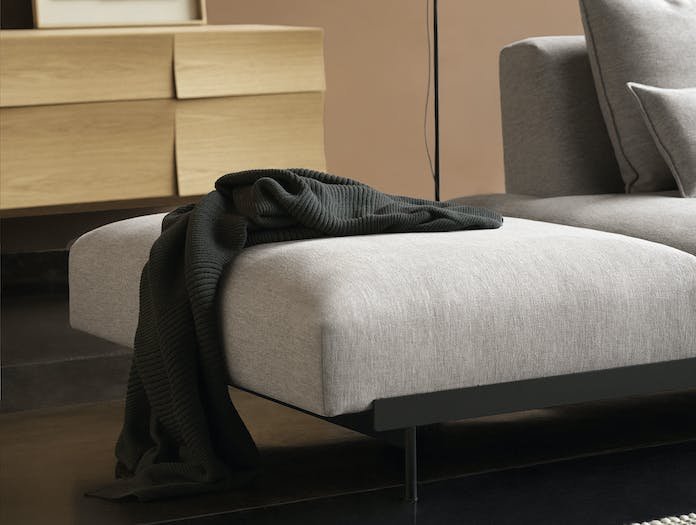 Muuto in situ modular sofa detail 2