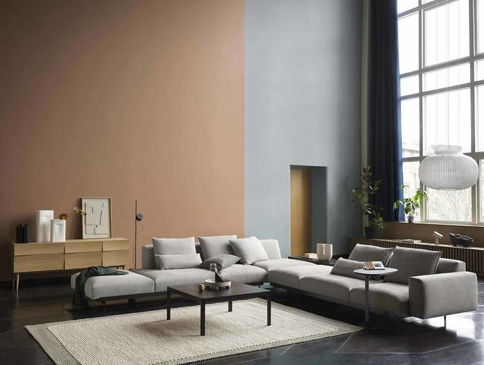 Muuto in situ modular sofa ls 3