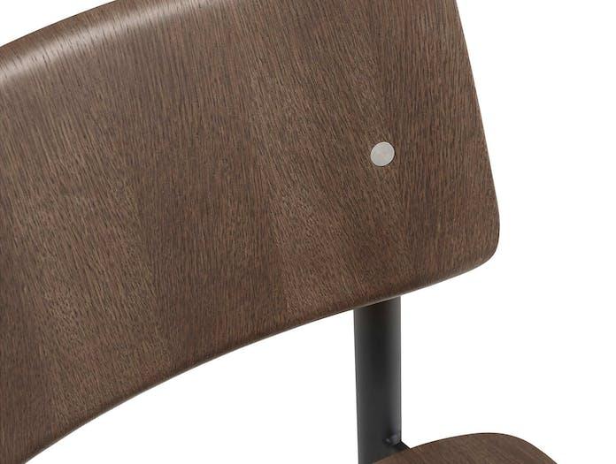 Muuto loft chair close up