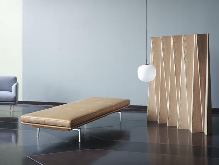 Muuto outline daybed situ 3