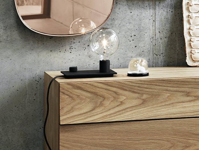 Muuto reflect sideboard oak situ