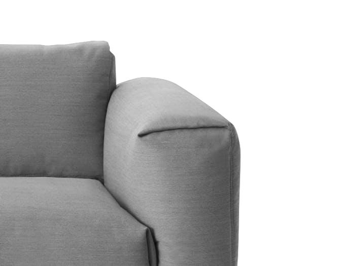 Muuto rest sofa steelcut trio 133