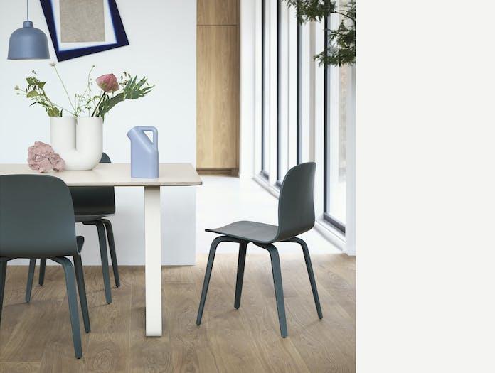 Muuto visu chair wood base ls 3