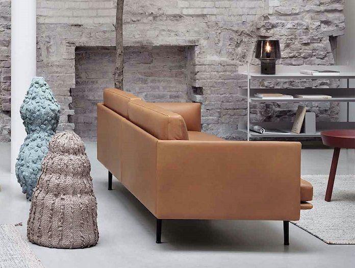 Outline Sofa Back Andersen And Voll