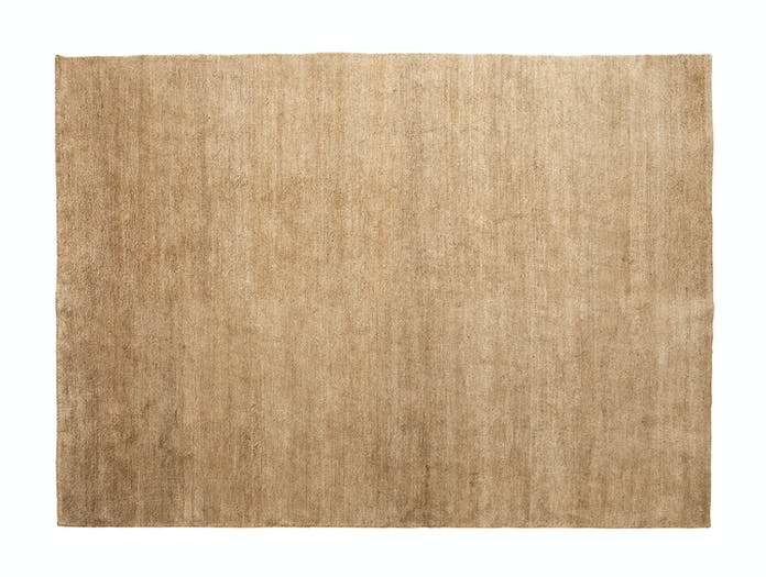 Nanimarquina nettle rug natural w ilse crawford