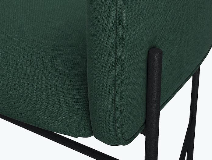 New Works Covent Chair Febrik Twill Ranger Detail Rene Hougaard