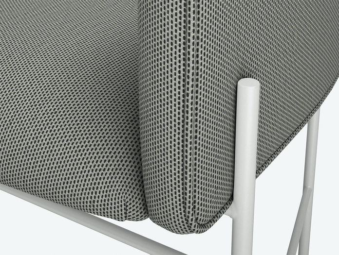 New Works Covent Chair Kvadrat Basel 129 Detail Rene Hougaard