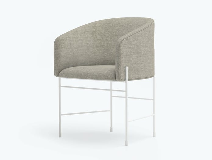 New Works Covent Chair Kvadrat Outback 221 Rene Hougaard
