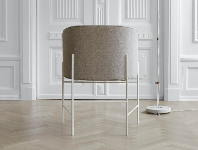 New Works Covent Chair Back Rene Hougaard