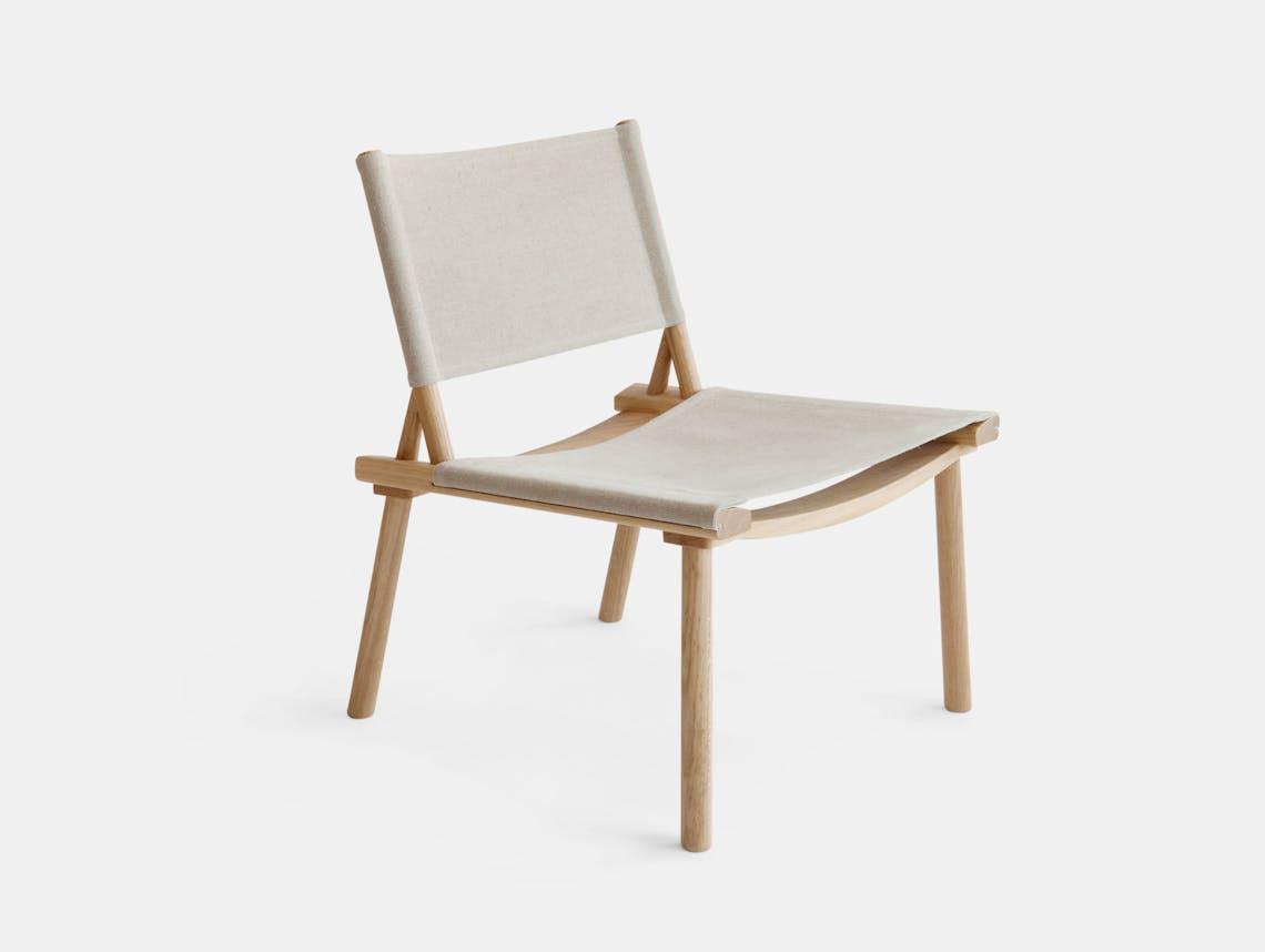 Nikari December Xl Lounge Chair Jasper Morrison Wataru Kumano