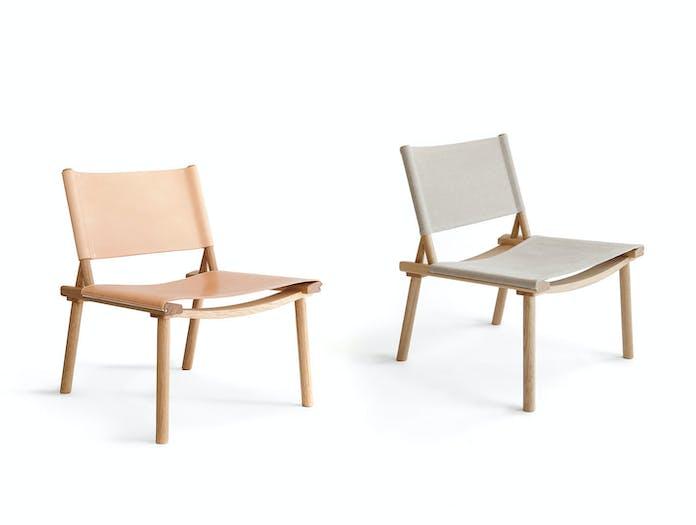 Nikari December Xl Lounge Chairs Jasper Morrison Wataru Kumano
