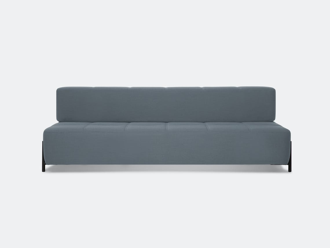 Northern daybe sofa bed grey blue