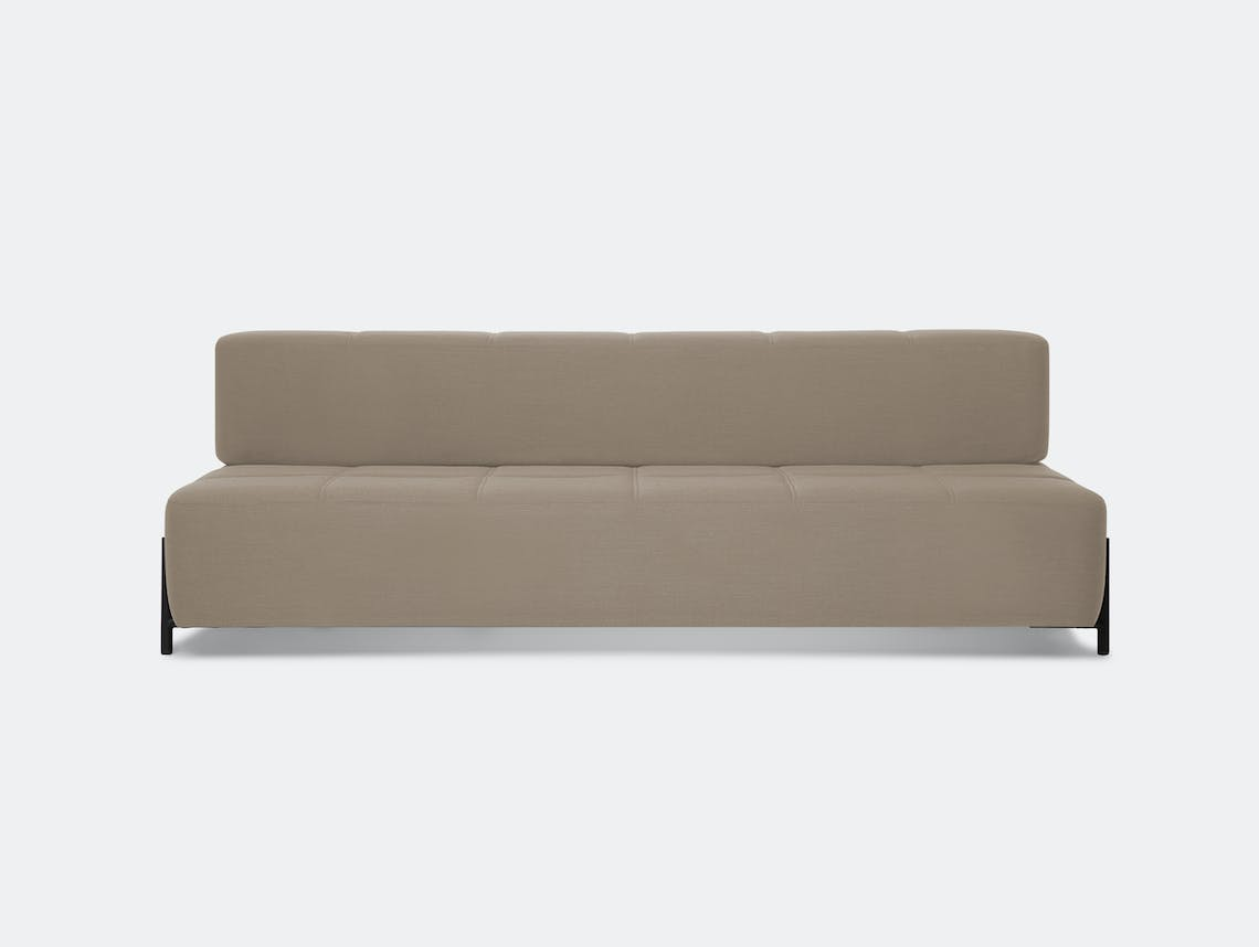 Northern daybe sofa bed light brown