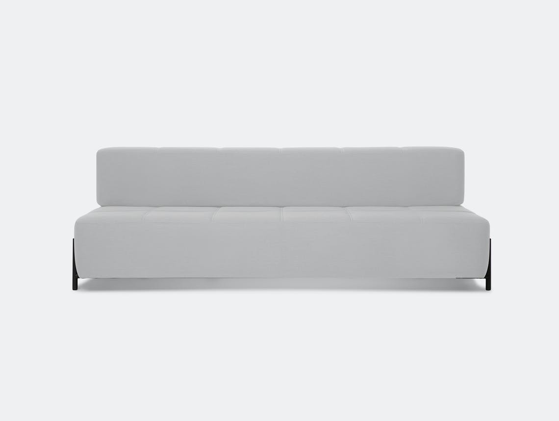 Northern daybe sofa bed light grey