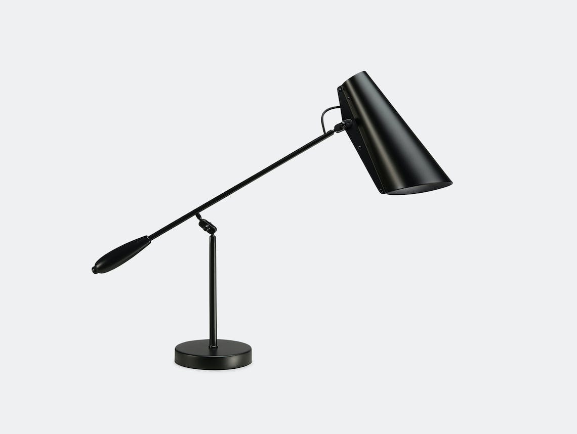 Northern Lighting Birdy Table All Black Birger Dahl